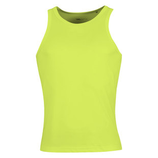Heren Tanktop bodyfit 100 active dry polyester  sports collection digitransfer.be